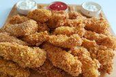 KFC Usulü Çıtır Tavuk Yapımı