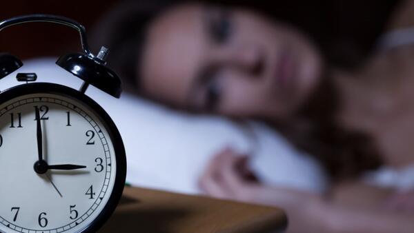 Gece Uyuyamamak
